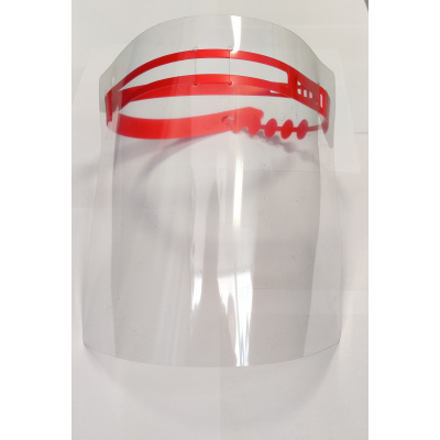 Visors and protective glasses