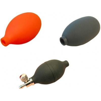 Peras, válvulas, sopladores y accesorios